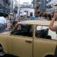Trabi Safari am Checkpoint Charlie