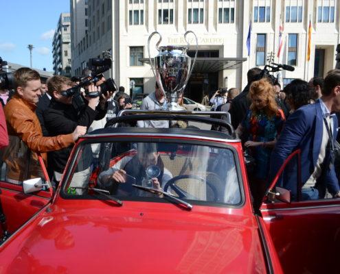 Uefa CL Pokal